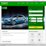 Rent Mercedes-Benz A-Class for $89 Per Day* @ Europcar