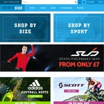 Extra 20% off Sitewide @ Sportssize.com