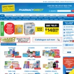 Free Shipping on Orders over $20 @ Pharmacy Direct