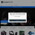 $10 off Orders over $95 @ Gamestate + Free Express Shipping on All Orders