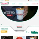 Free Original Glaze Krispy Kreme Donuts @ Railway Square Central Sydney