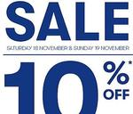 10% off @ BIG W (Online and in-Store), Exclusions Apply