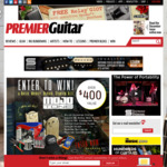 Win a Mojotone Prize Package (Soldering Station, Pliers, Multimeter, etc) Worth ~US $440 from Premier Guitar