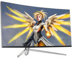 """Crossover 34U100 100hz AMD FreeSync 3440x 1440 34"""" Curved Gaming Monitor $585 or Lower Delivered (Korea) @ Dream-Seller eBay"""