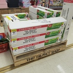 Christmas Tree Clearance $2.50 (180cm) & $4.50 (Fibre Optic 90cm) at Reject Shop [Miranda NSW Westfield]