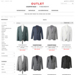 Trenery Suit Jackets $79.95 (Was $499) 80%+ off @ Country Road Outlet