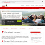 AAMI Health Insurance - Join Hospital and Extras and Get $200 Cashback