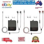 Bose Sound Sport in-Ear Headphones Earphone Headset for Apple Black/Red $56.99 Delivered @ Guaranteed-Cheapest-Store eBay
