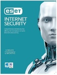 ESET Internet Security 3 PCs 1 year - $13 @ SaveOnIT