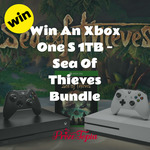 Win an Xbox One S 1TB & Sea of Thieves Bundle From Prizetopia