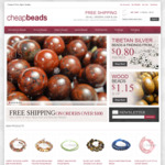 20% off Everything @ Cheapbeads