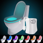 Motion Sensing  Toilet Lamp US $3.30  (AU ~$4.58) @ Joybuy