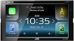 "JVC KW-V930BW 6.8"" Apple Carplay & Android Auto Now $380 + $9 Shipping @ Frankies Auto Electrics"