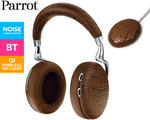 """Parrot Zik 3 Wireless Headphones + Qi Charger """"Crocodile Brown"""" $119.40 + Delivery (Free with Club Catch Membership) @ Catch"""