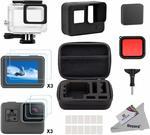 Deyard GoPro Accessories for Hero 7/ Hero 6/ Hero 5 $26.34 (15% off) + Delivery (Free with Prime/ $49 Spend) @ Deyard-AU Amazon