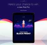 Win an iPad Pro Worth $1,229 from Divi Space