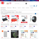 ShoppingSquare OzBargain12 Sale - 12% off Site Wide + 12 Increditable Deals with Free Shipping
