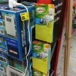 [VIC] Sabco Scrub Dots Wipes - 3 Pack $0.20 (Was $2) @ Bunnings (Brunswick)