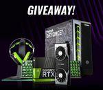 Win a Cooler Master & NVIDIA GeForce Prize Pack incl a GeForce RTX 2080 from Cooler Master/NVIDIA