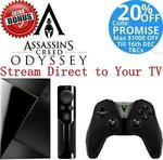 NVIDIA Shield 4K Smart TV Box with Remote + Controller + Free Assassin Creed Odyssey $246.40 Delivered @ Techmall eBay