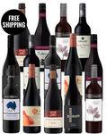 Savvy Santa's Red Wine Selections (14 Bottles) $79.20 Delivered @ Wine Market eBay ($5.66/bottle)