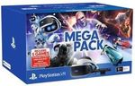 [PS4] PlayStation VR Mega Bundle (PS VR + 5 Games) $314.10 + Delivery (Free C&C) @ EB Games eBay