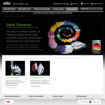 Box Damaged Stock Up to 53% off Irons & Hand Blenders ($9.99 Delivery, Free Shipping over $150) @ Braun Official Website