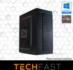 Ryzen 3 2200G RX 570 4GB 120GB SSD 8GB DDR4 Gaming PC + 2 Free Games $474 + $29.99 Delivery @ eBay | $499 Delivered @ Techfast