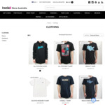 50% off Clothing When You Spend $50 or More + $7.65 Metro Shipping (Free over $60) @ Ironlak
