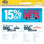 15% off Vet Prescription Diets @ My Pet Warehouse