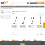 Dyson Handsticks Sale: Dyson V10 Absolute $787.55 + Free Delivery (Grey Imports) @ TobyDeals