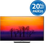 "LG 55"" OLED 55B8STB Smart TV $1593.60 + Delivery @ Videopro eBay"