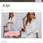 20% off SK Style Fashion Boutique. Free Shipping on Orders over $100
