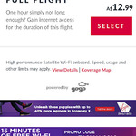 Save with Malaysia Airlines promo codes now!