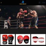 42% off All Boxing, MMA Gear & Cricket Balls + Get Free Shipping on All Orders above $150 @ Iron Heart Sports