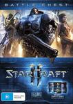 [PC] STARCRAFT II Battle Chest $18.17 + Delivery ($0 with Prime/ $39 Spend) @ Amazon AU