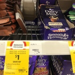 Cadbury Dairy Milk Popcorn 170gm $1.00 @ Coles (Selected Stores)