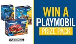 Win a Playmobil Prize Pack & Family Pass Worth $204 from Seven Network