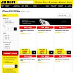 Apple iPhone XS / XS Max Models $300 off - X̶S̶ ̶6̶4̶G̶B̶ ̶$̶1̶0̶9̶9̶ @ JB Hi-Fi