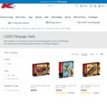 LEGO Ultradragon $79 (Was $109) @ Kmart (in Store)