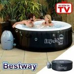 Bestway Lay-Z-Spa MIAMI - Heated Hot Tub Spa  - $494.10 + Shipping @ Outbax