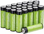 AmazonBasics AA Rechargeable Batteries 2000mAh (24-Pk) - $44.81 + Post (Free for Prime with $49+ Spend) @ Amazon US via AU