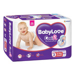 BabyLove Cosifit Crawler Nappies 44 Pack at $9.80 (UP $14) @Target
