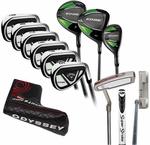 Callaway Men's Golf Club 10pc Graphite - $649.99 @ Costco (Membership Required)