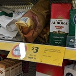 [NSW] Harris Premium Whole Coffee Beans 1kg $3 @ Coles (West Ryde)