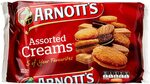 [Back Order] Arnott's Assorted Creams Biscuits, 500 Grams $4 (Was $5.50) + Delivery ($0 with Prime /$39 Spend) @ Amazon AU