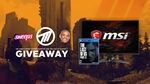 Win an MSI 144Hz Curved Gaming Monitor & The Last of Us Part II from Sweeps & Christian Bishop