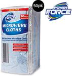 Microfibre Cloths 50pk $16.99 @ ALDI