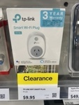 Tp-Link Smart Wi-Fi Plug HS100 $9.95 @ Australia Post (In-Store Only)