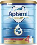 Aptamil Gold+ 4 $10.50 ($8.92 for Subscribe and Save & Prime) + Delivery ($0 with Prime/ $39 Spend) @ Amazon AU